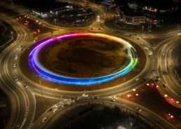 Croatian Roundabout Project Wins at Lighting Design Awards in Chicago