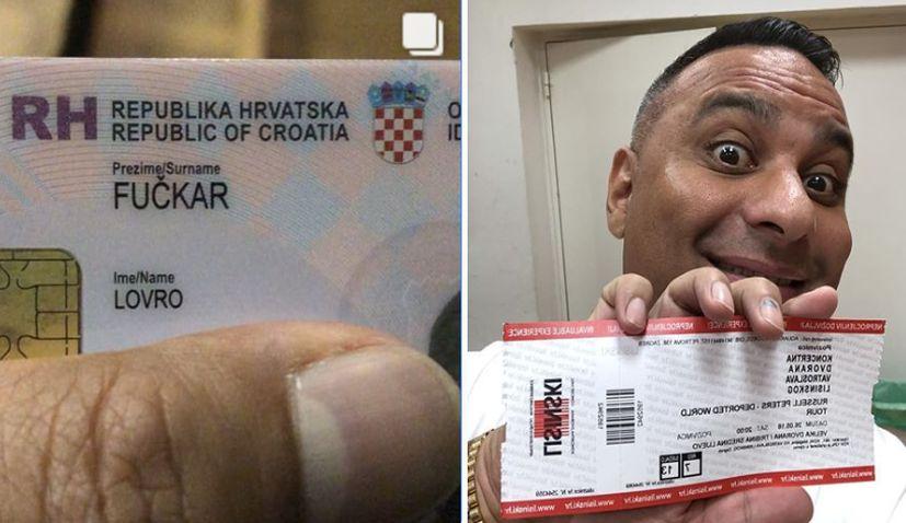 VIDEO: Comic Russell Peters Meets the Fuckars in Croatia