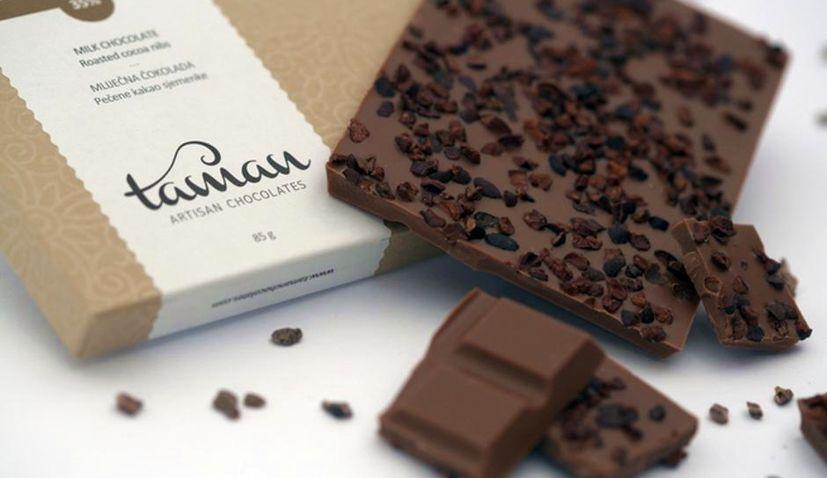 Croatian Chocolate 'Taman' Wins Awards in London