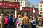 Croatian Wines Take Over a Main Square in Munich
