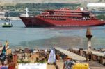 World's First Polar Class 6 Cruise Vessel Launched in Croatia