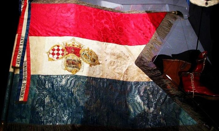 171st anniversary of the Croatian flag marked today