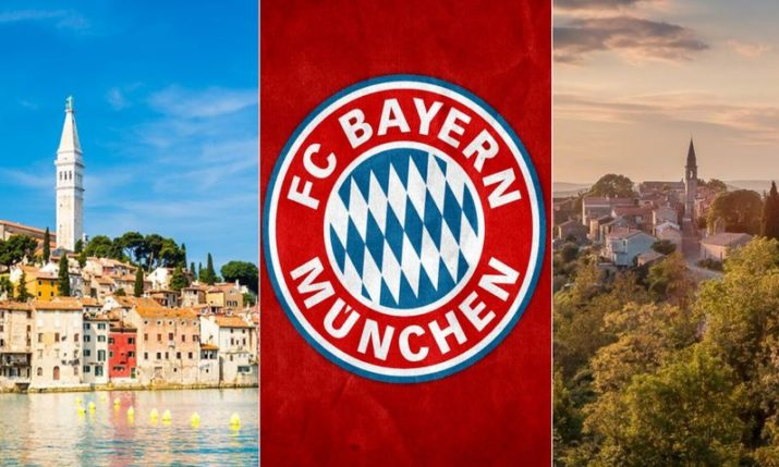 Bayern Munich Signs Partnership Agreement With Istria