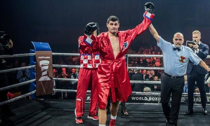 Croatian Heavyweight Filip Hrgovic Unstoppable in Munich