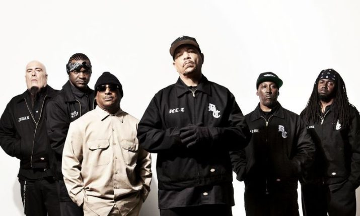 Ice-T Coming to Perform in Zagreb