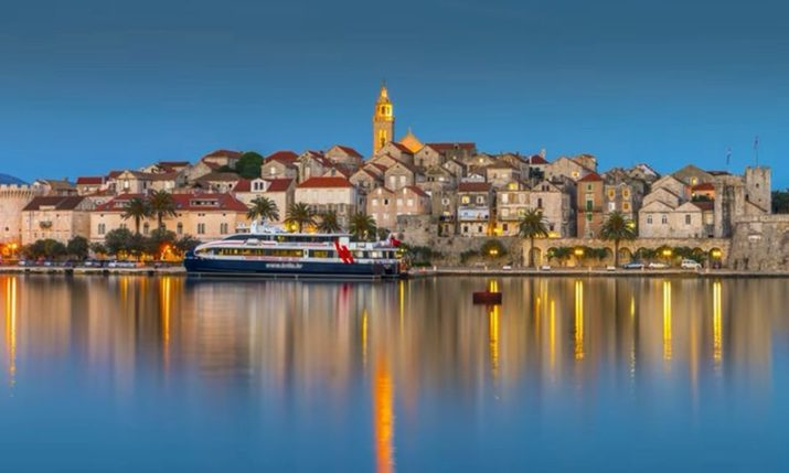 VIDEO: Korčula Island Latest to be Featured in Cities in 4K Series