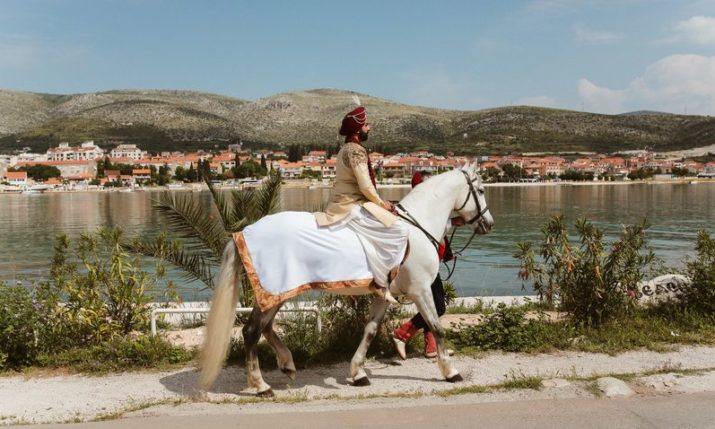 First Sikh Wedding on the Dalmatian Coast