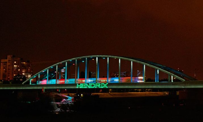 Lighting Design on Zagreb Bridge Awarded in New York