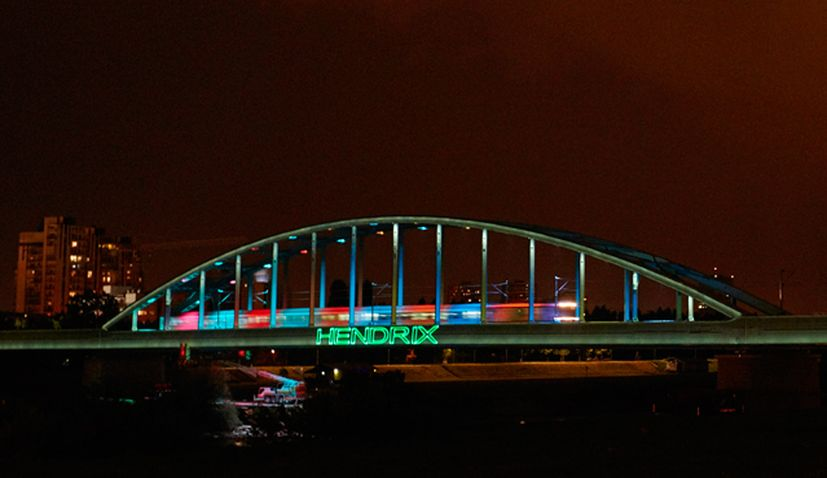 Lighting design on zagreb bridge awarded in new york croatia week