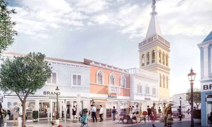 Opening of Designer Outlet Croatia Delayed