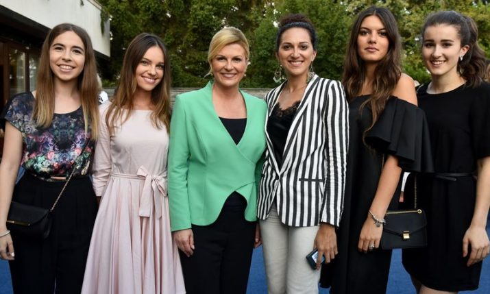 PHOTOS: President Opens Doors to the Croatian Diaspora