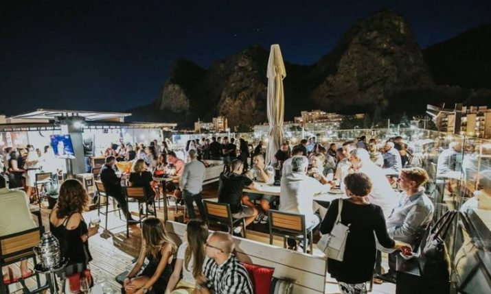 Eol Rooftop Bar Opens in Omiš