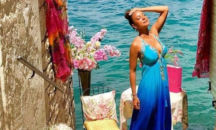 PHOTOS: Actress Eva LaRue 'Thrilled' to be Back in Croatia