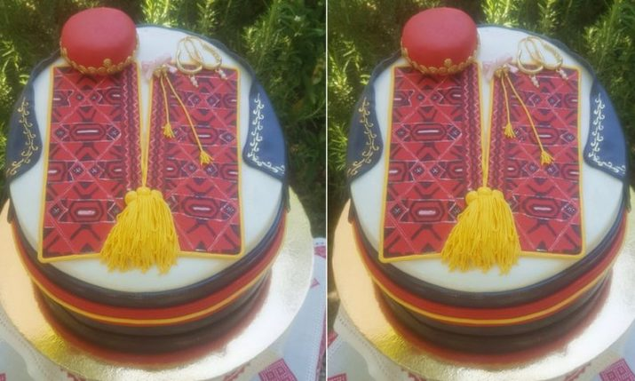 Traditional Croatian Folklore Costume Cake Finalist in 'Most Super Astonishing Cake in the World' Competition