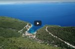 VIDEO: Adorable Korčula Island from the Air