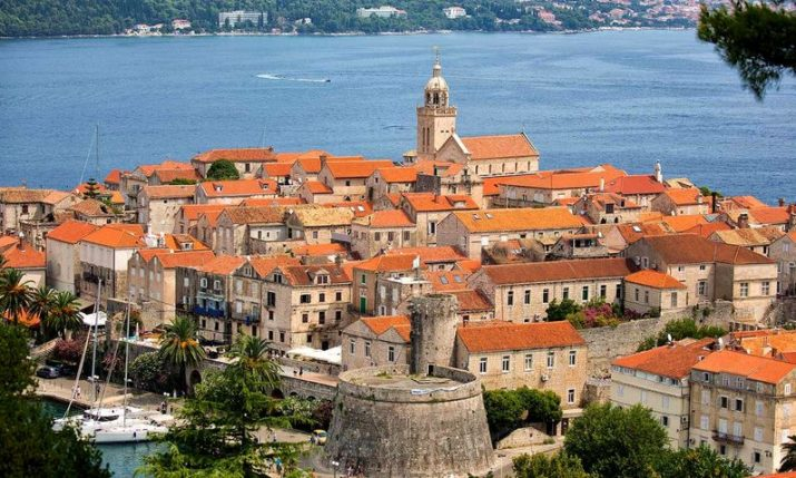 Korčula Island's Half New Year Celebration Tradition this Weekend