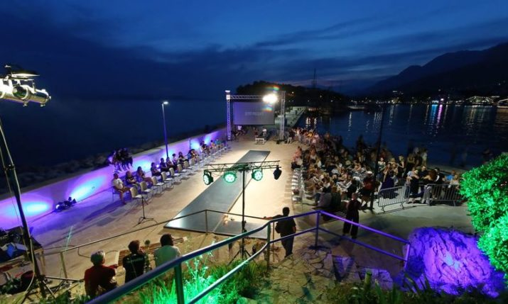 Haute Couture Fashion Comes to Makarska for First Time