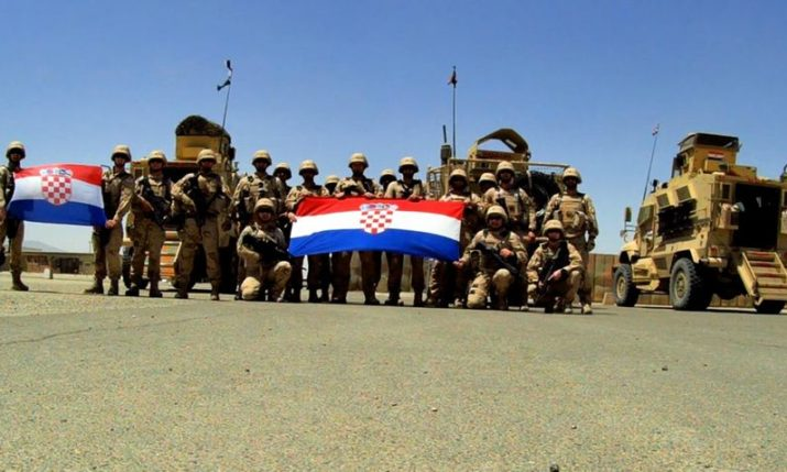 World Cup 2018: Croatian Army Sends Team Video Message of Support