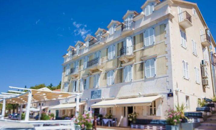 Charming New Boutique Hotel Opens on Brač Island