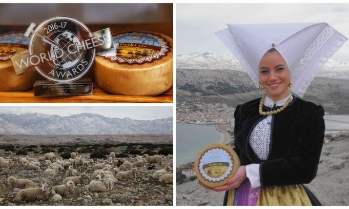Paška sirana: Meet the world-class Croatian cheese producers