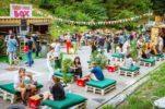 Pop Up Summer Garden Opens in Zagreb
