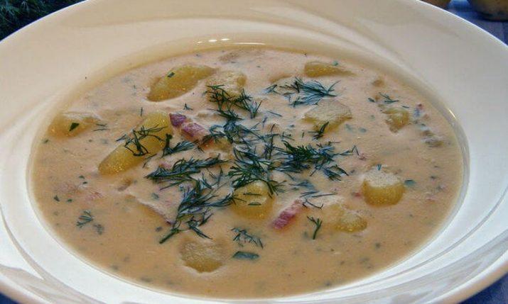 Croatian recipes: Zagorje style soup – Zagorska juha