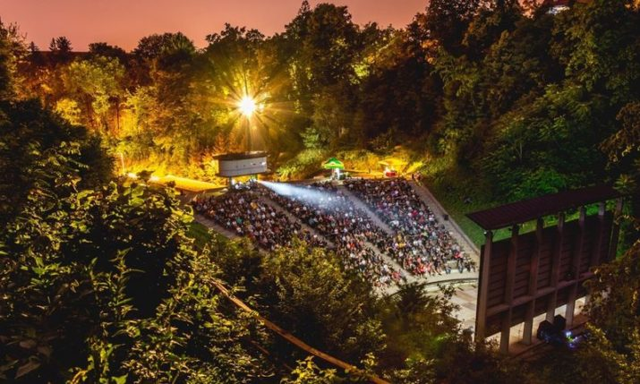 Tuškanac Summer Stage Season Opens in Zagreb