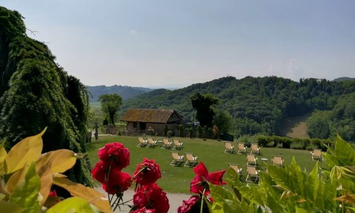 Zagreb Day Trip Idea: Chill with Good Food & Wine in Nature at Vuglec Breg