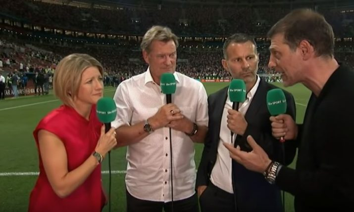 VIDEO: UK TV Pundit Slaven Bilic in his Element After Croatia Beats England