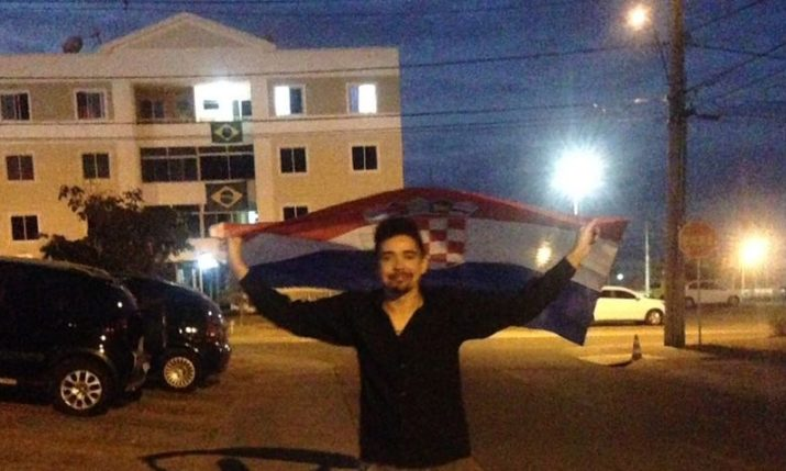 Meet the Brazilian Who Would Give Up his Home for Croatia to Win the World Cup