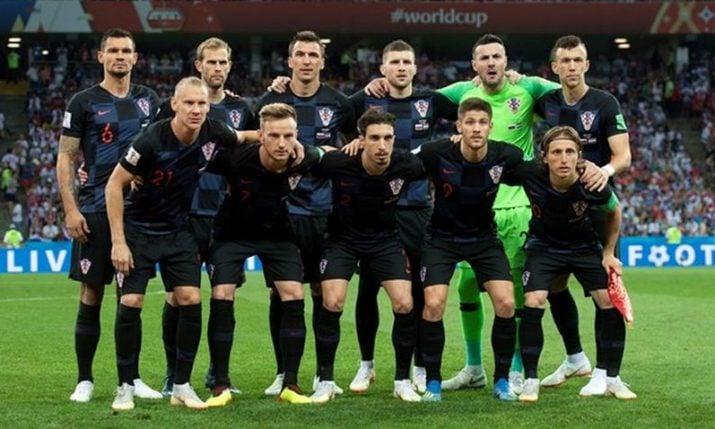 Croatia v England: Dalic Makes One Change to Starting XI