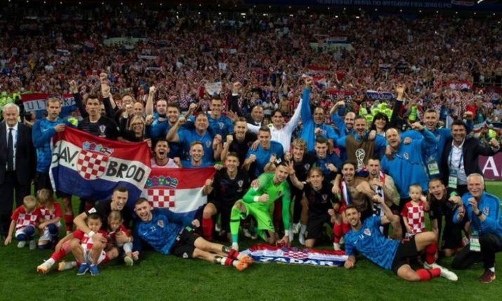 """Players Reactions: """"Thanks to all our fans in Croatia, Moscow & around the world"""""""