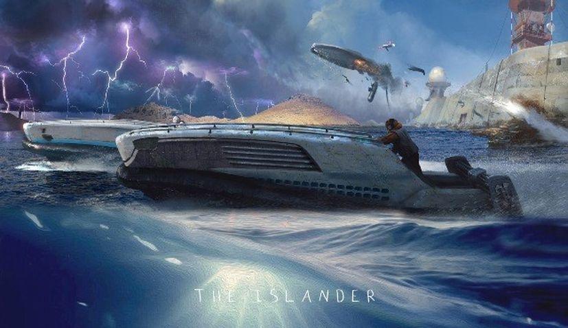 New Hollywood Movie 'The Islander' Being Filmed on Croatian Coast