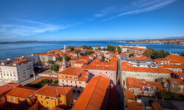 Davis Cup: Croatia v USA Semi-Final Moved from Split to Zadar