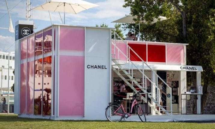 First Ever Chanel Creative Beauty Studio Opens in the Heart of Zadar