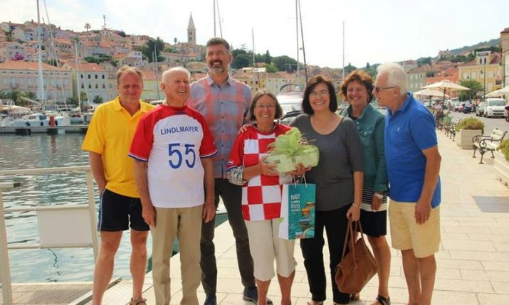 Loyal Austrian Tourists Visit Croatian Island 55 Years in a Row