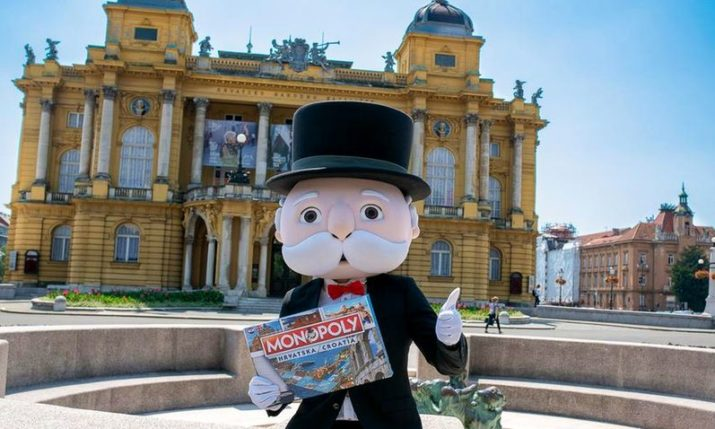 First Croatian Edition of Monopoly Released