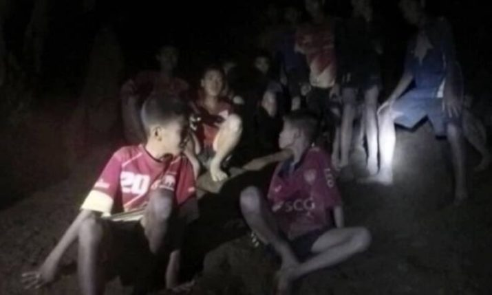Croatian Mountain Rescue Service Team Ready to Help Boys Trapped in Thai Cave