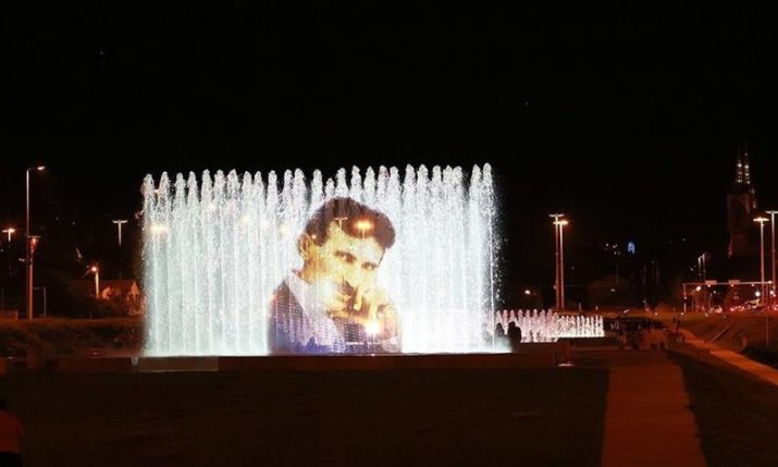 162nd Anniversary of Nikola Tesla's Birthday Being Marked in Croatia with Traditional Events