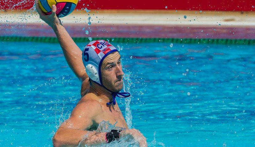 croatia at the olympics water polo
