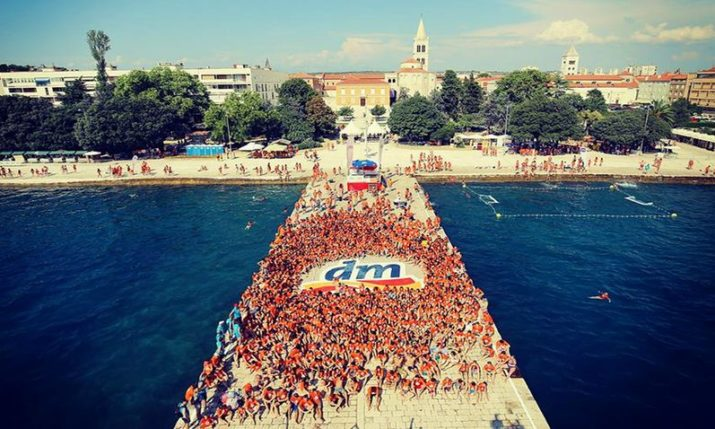 Zadar Set for 12th Millennium Jump