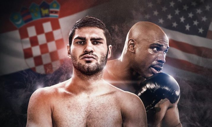 Croatian Heavyweight Filip Hrgović to Face New Opponent in Title Fight in Zagreb