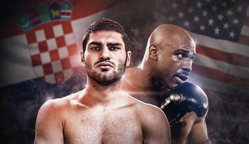 Croatian Heavyweight Filip Hrgović to Face New Opponent in Title Fight in Zagreb