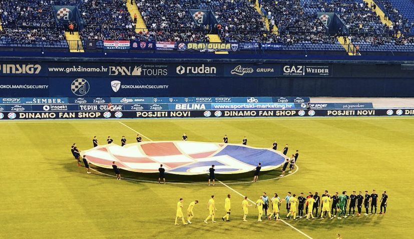 Dinamo Zagreb Secure UEFA Champions League Play-Off After Beating F.C. Astana
