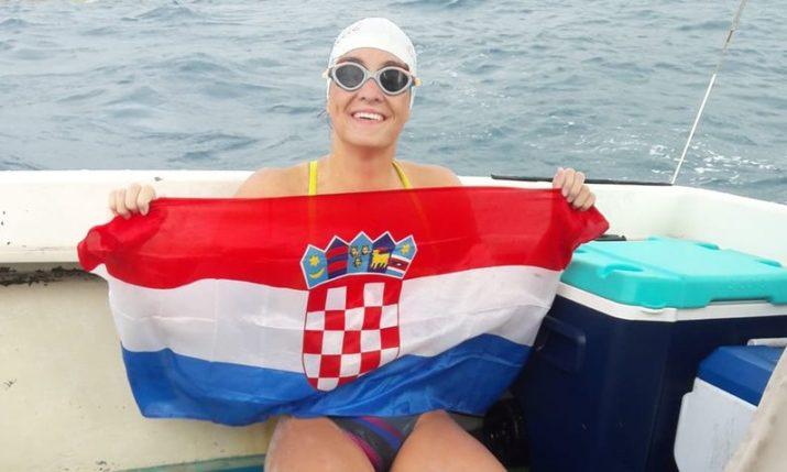 Dina Levačić Conquers Hawaii's Ka'iwi Channel – Molokai to Oahu