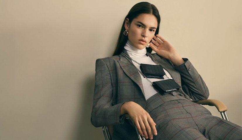 Croatian Model Matea Brakus the Face of Zara's New Monday to Friday Line