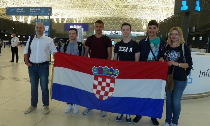 Croatian Students Win Four Medals at Geography Olympiad in Canada