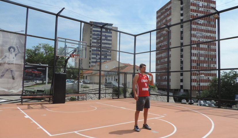 Documentary About the Life of NBA Star Dario Šarić Premieres in Vukovar