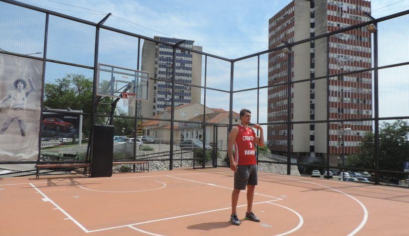 Documentary About the Life of NBA Star Dario Šarić Premieres in Vukovar