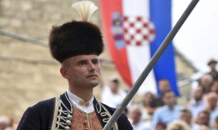 Josip Čačija Wins 303rd Sinjska Alka in Sinj
